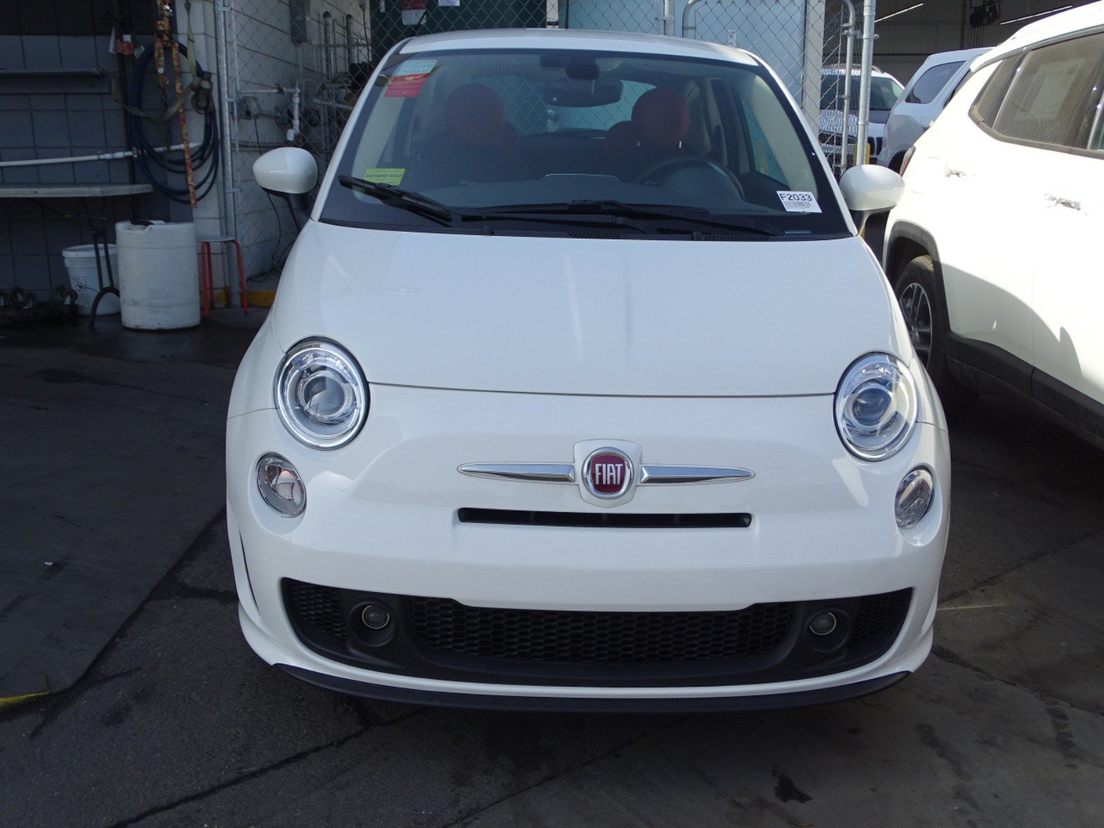 New 2018 Fiat 500 Pop Hatchback In Downey F2033 Champion 2011 Chevy Cruze Coolant Reservoir